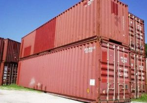 40' Shipping Containers
