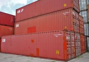40' HC Used Cargo Containers Miami