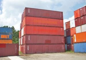 Used Cargo Containers Houston